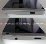 HTC one - Top & Bottom 2