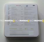 HTC ONE box - back