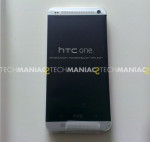 HTC one - Front 1