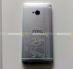 HTC one - Back 1