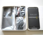 HTC one M8 - Opened 4