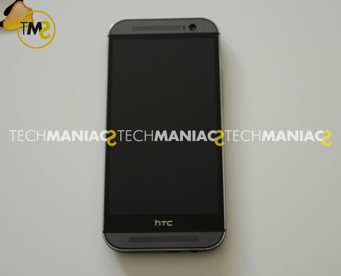 Htc One M8 unboxing